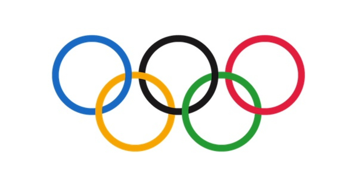 Olympic rings Shockwave treatment