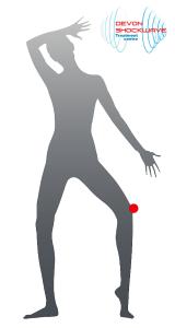 Devon Shockwave Jumpers knee